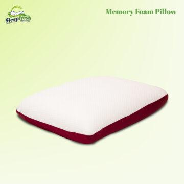 Memory Gel Foam Pillow