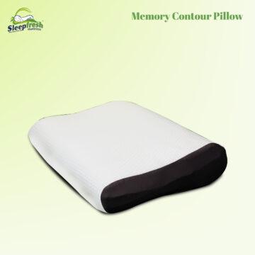 Contour Foam Pillow